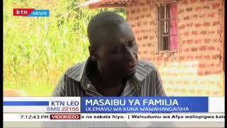 Masaibu ya familia ya Busia ambayo imezongwa na ulemavu wa macho