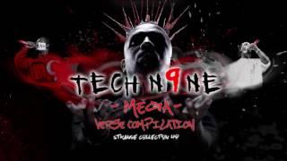 Tech N9ne MEGA Verse Compilation (XXXIV)