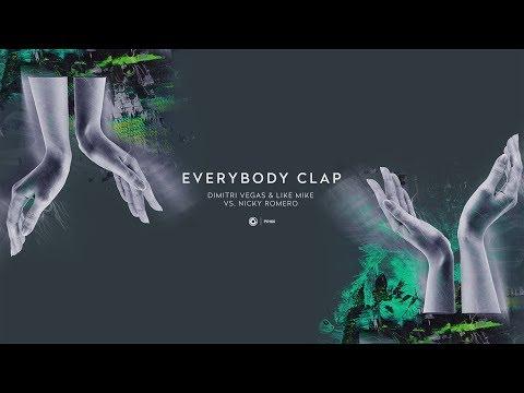 Dimitri Vegas & Like Mike vs. Nicky Romero - Everybody Clap