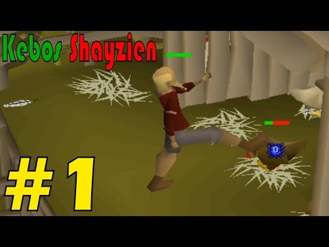 Kebos-Shayzien Only Ironman #1 - I punched a thousand chickens for a bronze axe