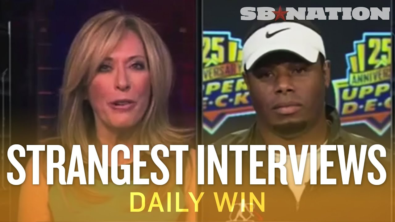 Ken Griffey Jr and the strangest interviews ever (Daily Win) thumbnail