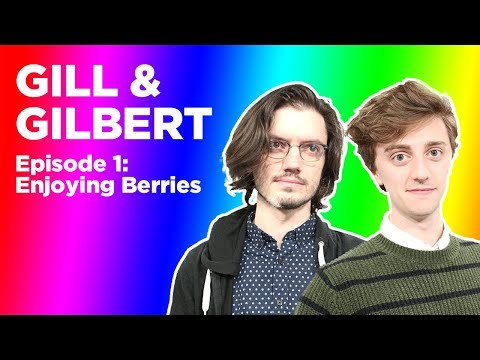 Gill & Gilbert are Playing Celeste and Enjoying Berries