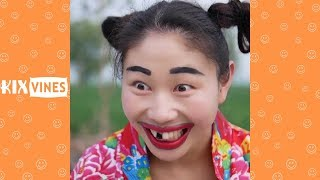 Funny videos 2019 ✦ Funny pranks try not to laugh challenge P102