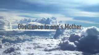 Obedience to one's Mother