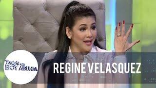 TWBA: Regine Velasquez admits that she became boastful back then