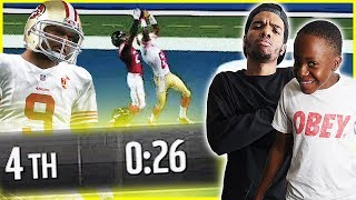 THE CRAP TALK IS REAL! EPIC 4TH QUARTER DRIVE! - MUT Wars Ep.93 | Madden 17 Ultimate Team