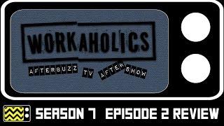 Workaholics Season 7 Episode 2 Review & After Show | AfterBuzz TV