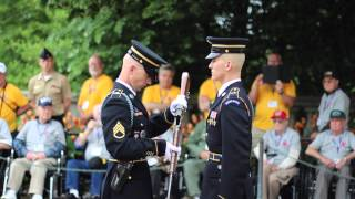 Guard Commander Inspection - Arlington National Cemetery