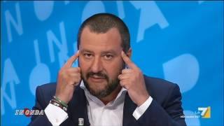 Matteo Salvini sullo ius soli: 'La cittadinanza non è il biglietto al lunapark'