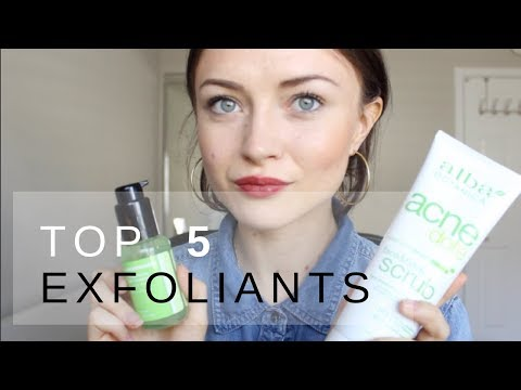 Get Rid of Hyperpigmentation: TOP 5 EXFOLIANTS