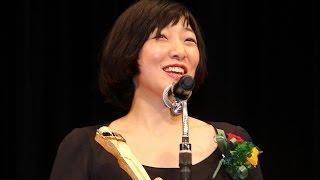 安藤サクラ、父・姉の監督ぶりの質問に…「第88回キネマ旬報ベスト・テン」受賞式#SakuraAndo#KinnemaJunpoTop10