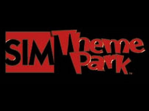theme park playstation 3 game