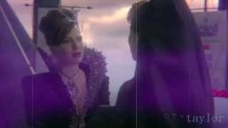 regina + the evil queen | eyes on fire [ouat]
