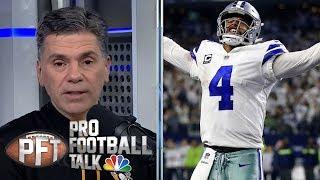 How Dak Prescott, Amari Cooper could use leverage vs. Dallas | Pro Football Talk | NBC Sports