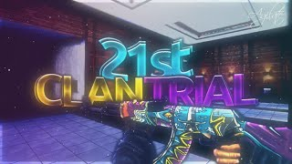 Trialling For A Clan | Critical Ops 1.15.0 | 21st Trial