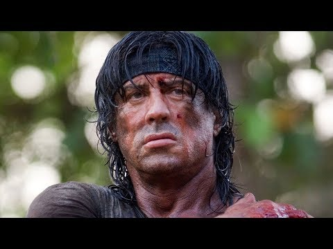 Rambo IV - Sylvester Stallone - Rated R