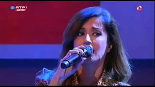 """Ana Moura """"Dia De Folga"""" - Nilton - 5 para a Meia-Noite"""