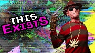 Freddy Krueger raps and Jason plays keetar