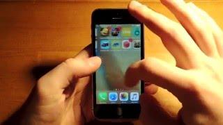 iOS 9.2 iPhone 5s   Обзор iOS 9 2 на iPhone 5s