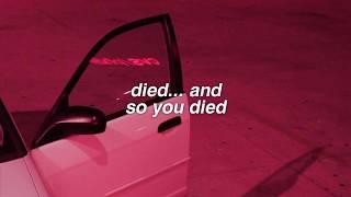 Franz Ferdinand - Darts Of Pleasure (lyrics)