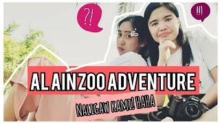 The Best Zoo Adventure Experience  Nawala kami 😂   Al Ain
