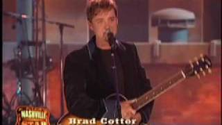 "Brad Cotter performs ""Patient Man"" on Nashville Star"