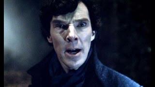 12 Days of Sherlock - Day 7 - Sherlock won't believe his eyes - BBC