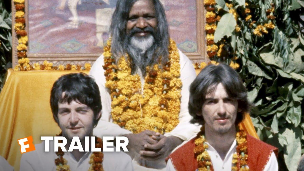 The Beatles в Индии