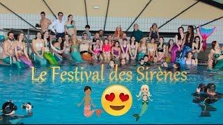 Le Festival Des Sirènes   Mermaid Festival In Paris