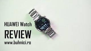Huawei Watch - Probabil cel mai bun Android Wear (www.buhnici.ro)