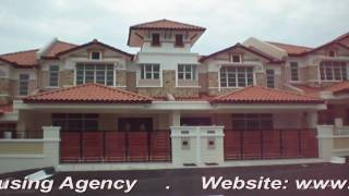 preview picture of video 'Penang Sungai Ara Persiaran Kelicap New House'