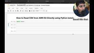 How to Read CSV from AWS S3 Directly using Python boto3