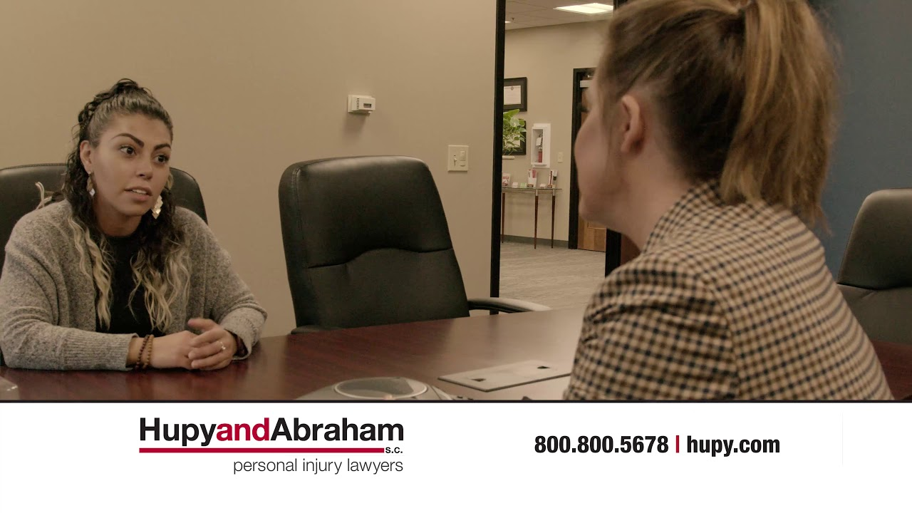 When You're Hurt on the Job, There's Only One Law Firm To Call - Hupy and Abraham, S.C.