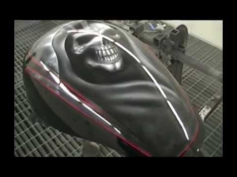 Ultimate Custom Paintwork Course - YouTube