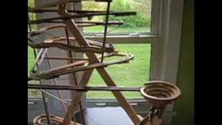 preview picture of video 'Wood Marble Run-The Behemouth'