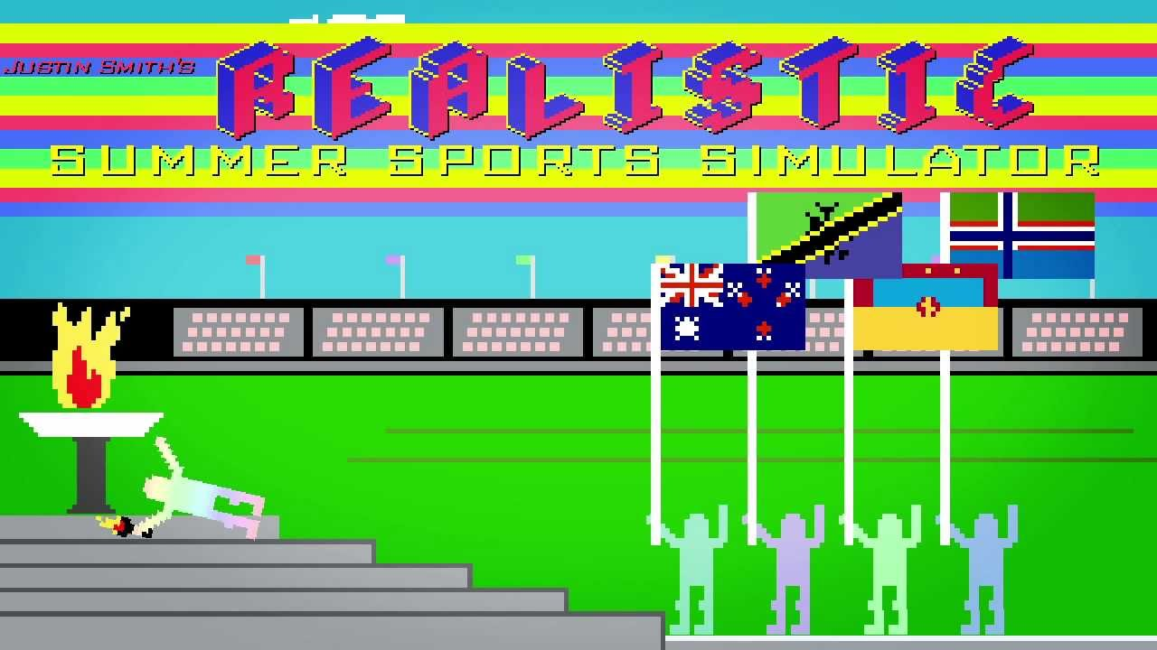 The Realistic Summer Sports Simulator Totally Nails The Olympics