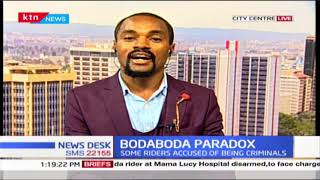 Police arrest AP officer who shot dead a bodaboda rider at Mama Lucy Hospital