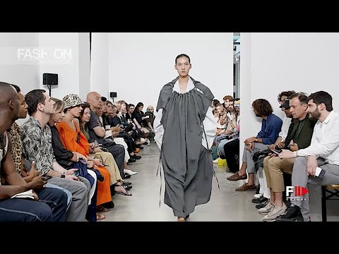 HED MAYNER Spring Summer 2020 Menswear Paris - Fashion Channel