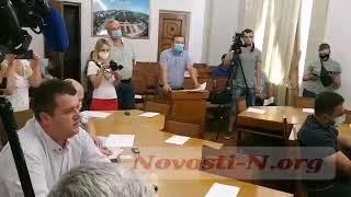«Размещение на сетях — не проблема»: в Николаеве вопрос установки и сноса МАФов снова повис в воздухе