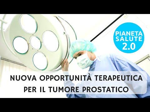 Bacino MRI e della prostata