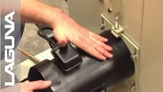 3000 Series Bandsaws Part 04 of 07 - Adjusting the motor
