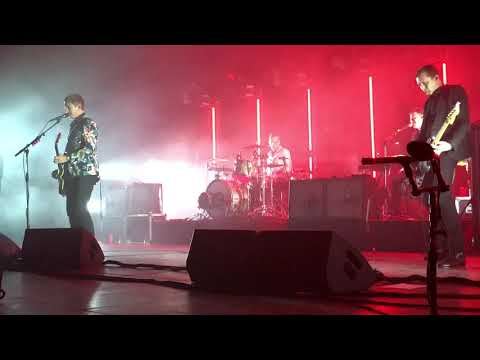 Interpol - If you really love nothing - México, 14/08/18