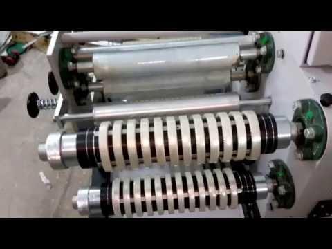 Mini BOPP Tape Slitter Machine 9925838443