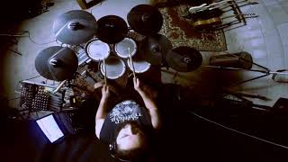 Spawn of Possession - Apparition - Drum Cover