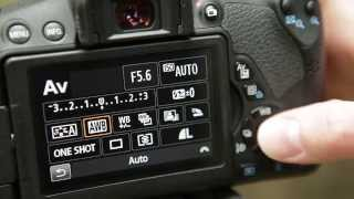 Setting Up Your Camera - How to Use Your Camera, Part 1