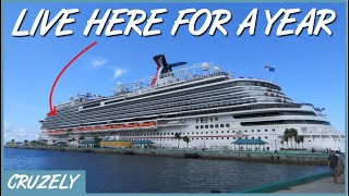 How Much It Costs to Live on a Cruise Ship For a Year