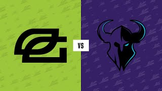 Knockout C | OpTic Gaming Los Angeles vs Minnesota Røkkr | Seattle Surge Home Series | Day 2