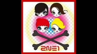 2NE1 - UGLY (Audio) KR.VER