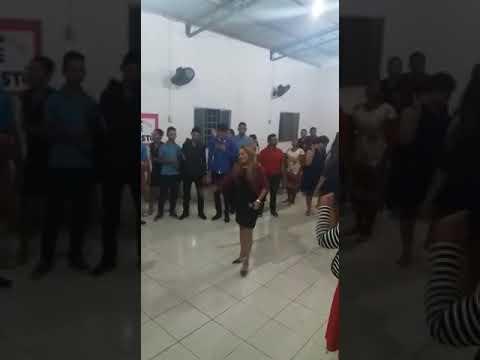 Cantora Noemia Ribeiro em Açailândia congregação  Cristo para todos