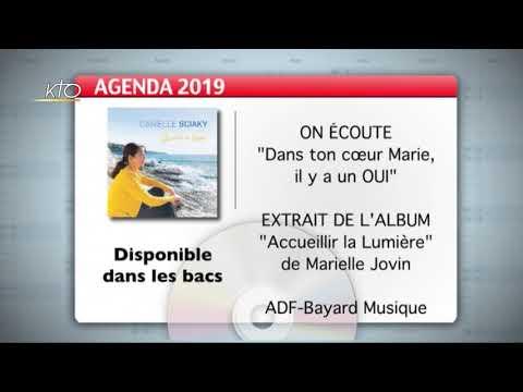 Agenda du 25 octobre 2019